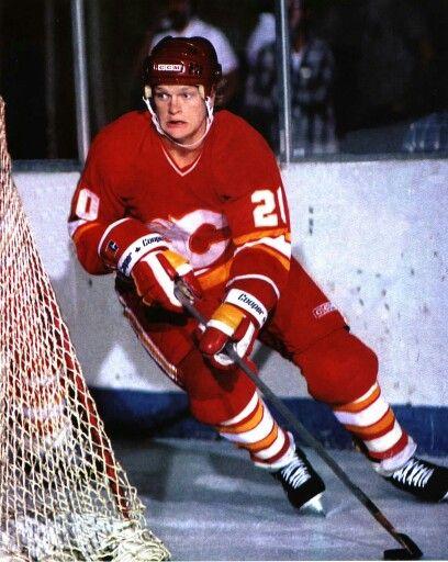 Gary Suter, Calgary flames