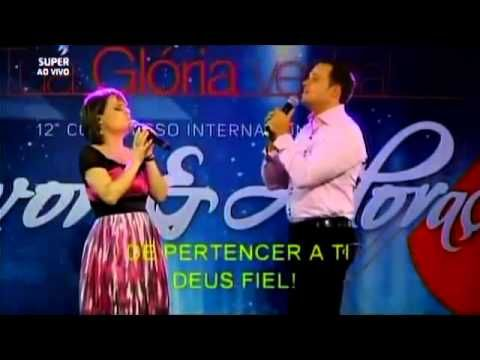 Deus Fiel Ana Paula André Valadão XII Congresso de Louvor Diante do Trono - YouTube