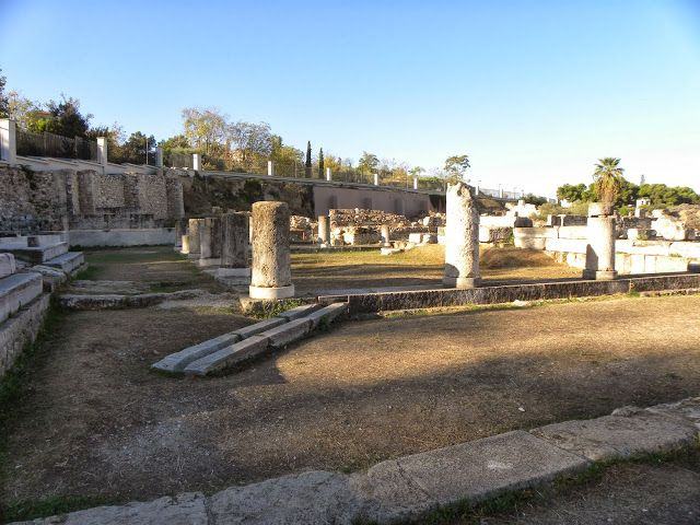 Kerameikos - Athens, Greece