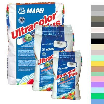 Mapei Ultracolor Plus Grout  2KG: Brown