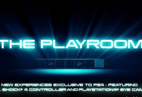 Le Lab' de TAG: The Playroom (PS4)