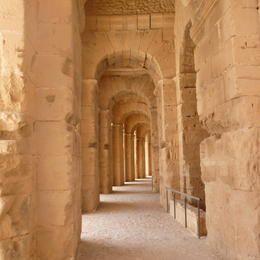 Tunisia - El-Mahdia - Amphitheatre of El Jem - ©UNESCO / Christian Manhart