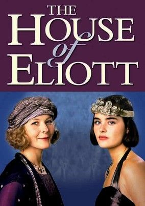 The House of Eliott poster featuring (BBC). Jean Marsh pitching House of Eliott revival But not the 50's, please--let's finish up the 20's. The fashion on House of Eliot was so lovely--but it's 20's fashions.