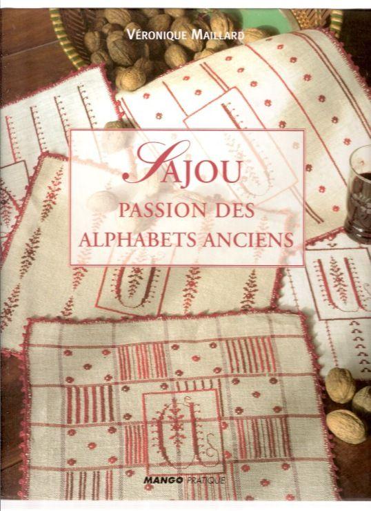 Gallery.ru / Фото #1 - Sajou Passion des Alphabets Anciens - Orlanda