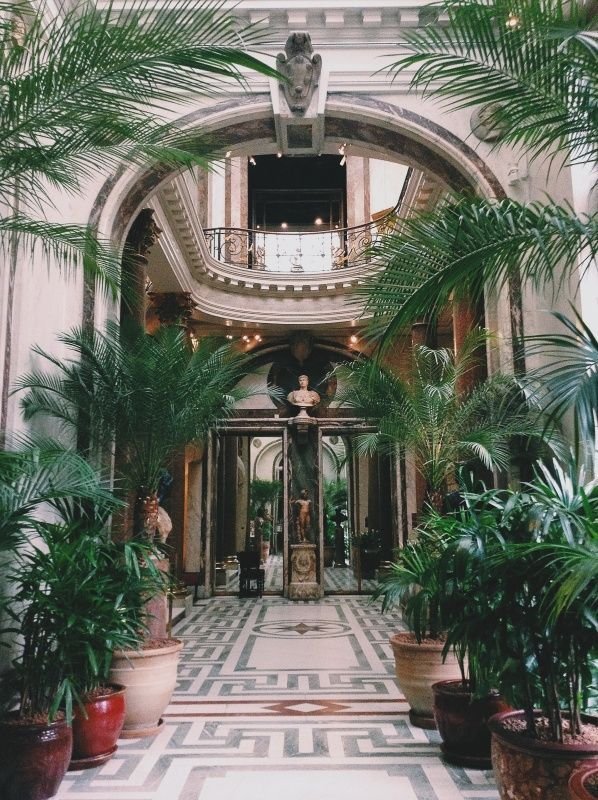 The Musée Jacquemart-André in Paris / photo by Hannah Wilson