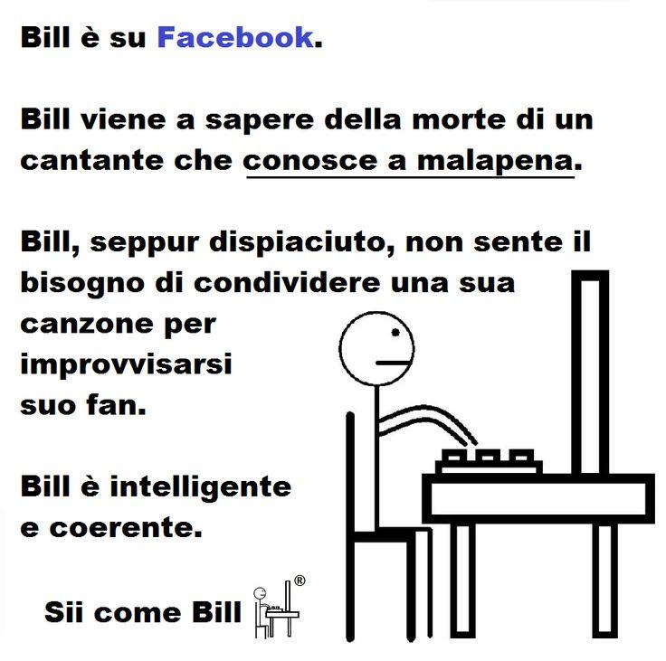 Sii come Bill, morte di Prince