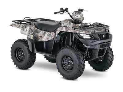 New 2017 Suzuki KingQuad 500AXi Power Steering Camo ATVs For Sale in Iowa. 2017 Suzuki KingQuad 500AXi Power Steering Camo, In 1983, Suzuki introduced the world's first 4-wheel ATV. Today, Suzuki ATVs are everywhere. From the most remote areas to the most everyday tasks, you'll find the KingQuad powering a rider onward. Across the board, our KingQuad lineup is a dominating group of ATVs.With a long list of technologically advanced features, the 2017 Suzuki KingQuad 500AXi is equally at home…