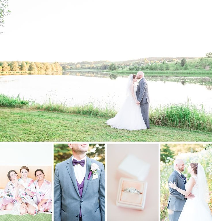 Did you miss Megan + Shawn on the blog yesterday? Check out their gorgeous wedding!