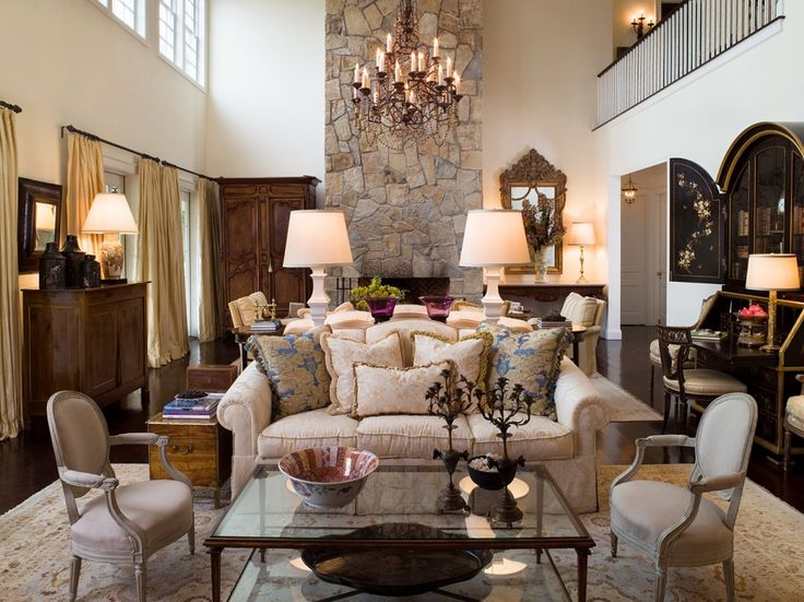 Hampton house nancy corzine nancy corzine pinterest for House beautiful living rooms photos