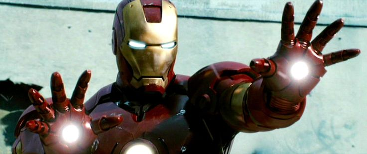 iron man | Top 5 Science Fiction Film Weapons