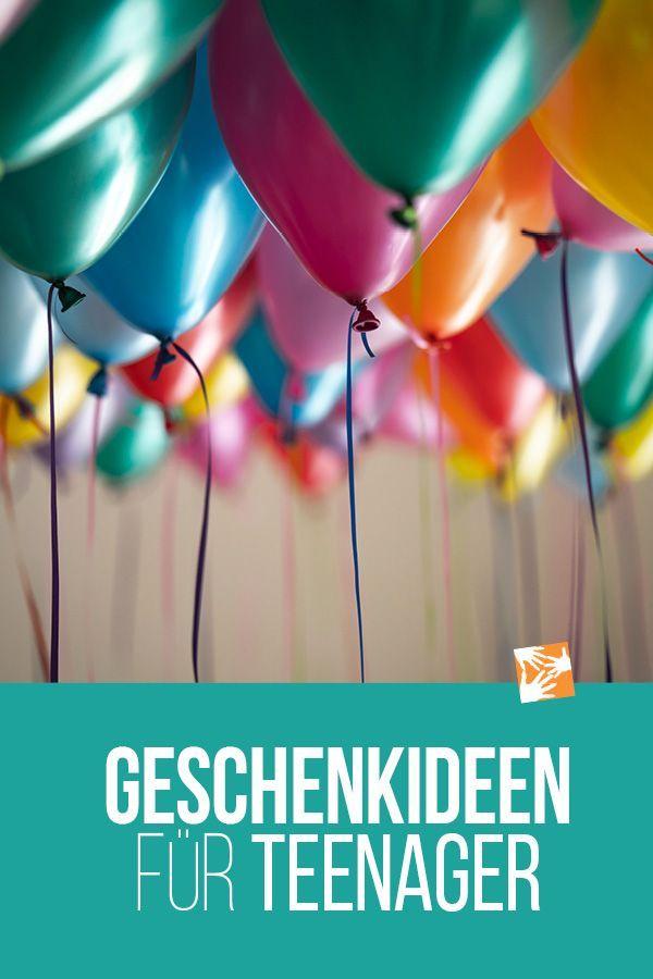 Geschenkideen für Teenager: Must-haves für Pubertiere | Best of ...
