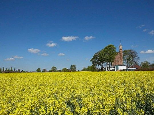 Great Change of 130-Year Water Tower – Lymm Water Tower House