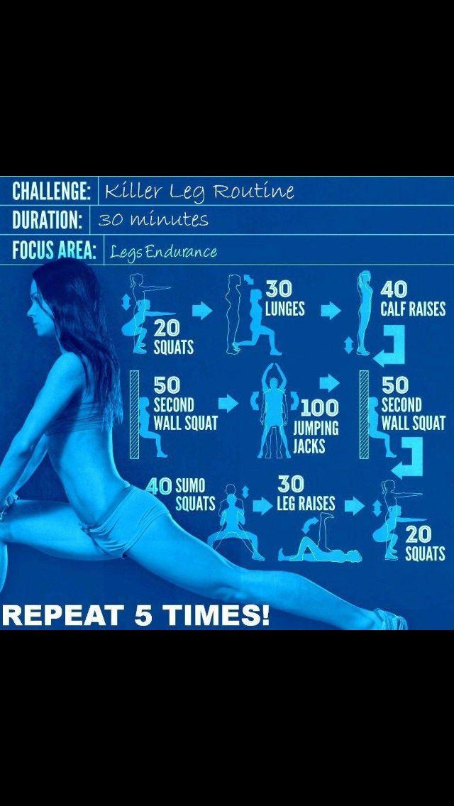 Workouts!!!!!