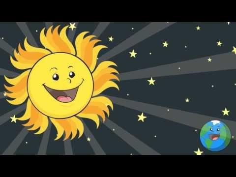 El Sol -- nuestra estrella - Astronomía - Educatina - YouTube