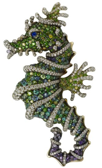 outlets stores in los angeles Faberge Launches First High end Jewelry Collection Since Russian Revolution  I really want this   Fun Stuff  Seahorses Jewelry Collection and