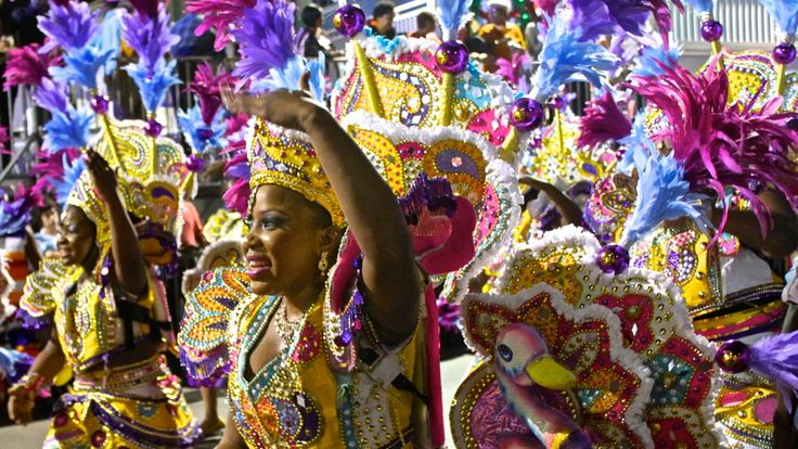 Bahamas Junkanoo Carnival 2013, Photo by Michael Glass