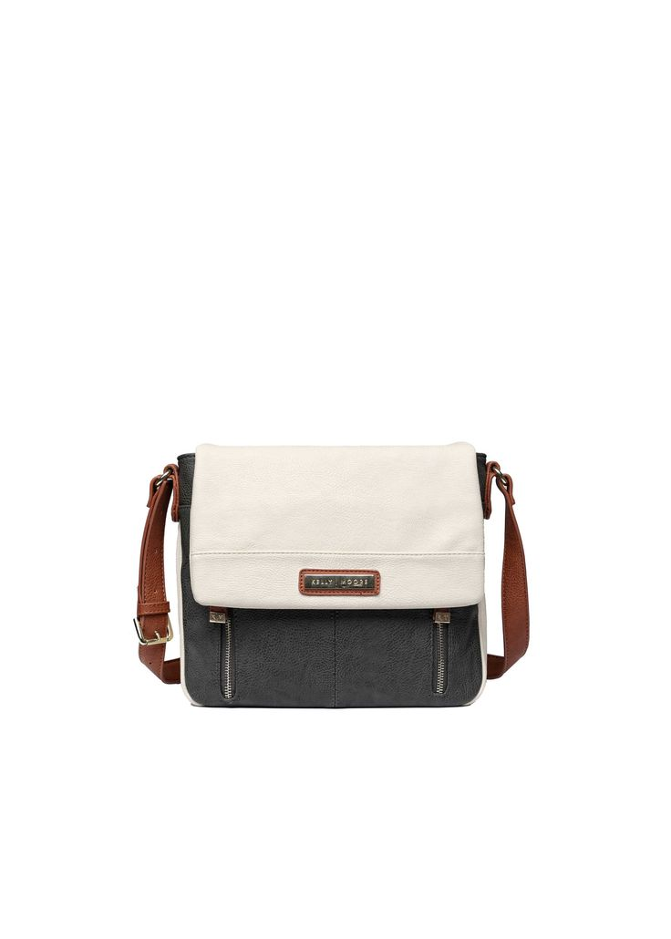 Official Kelly More Bag's site. The Luna takes messenger bags to new heights. This versatile cross body bag with multiple pockets keeps you organized.