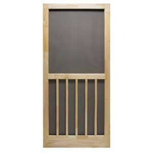 Superior Products Corp Wood Screen Doors
