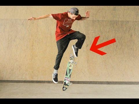 How to Hardflip EASY
