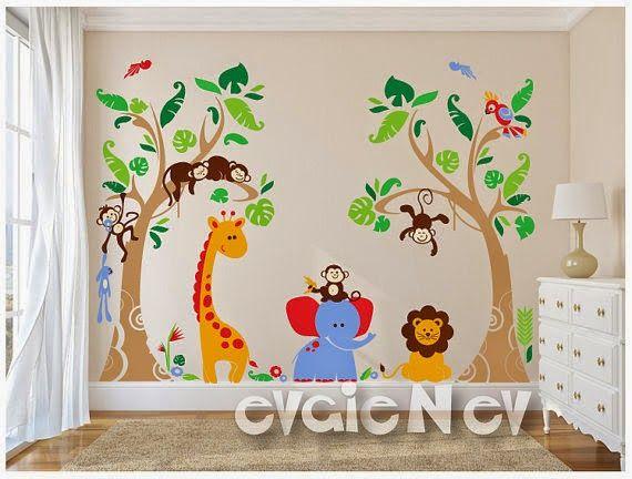 Wände zum sabbern, Abziehbilder, die möglich sind. Gewinnspiel Evgie Wall Decals $ 180 Giveaway