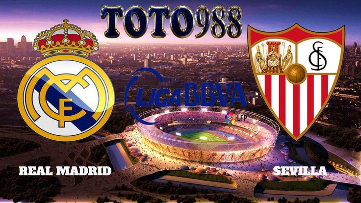Prediksi Bola Jitu Real Madrid VS Sevilla 9 Desember 2017 berisikan tentang Prediksi Bola Jitu Real Madrid VS Sevilla 9 Desember 2017