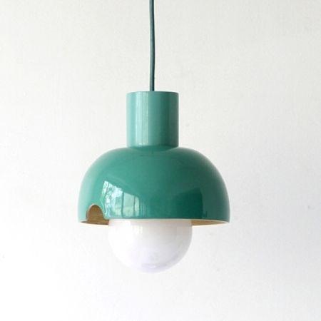 Lampe à suspendre FLOBO Lagoon. Rekobo, édition limitée, 75€ #bambou