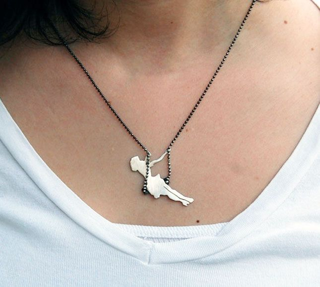 13 Delicate Necklaces to Wear With Everything via Brit   Co