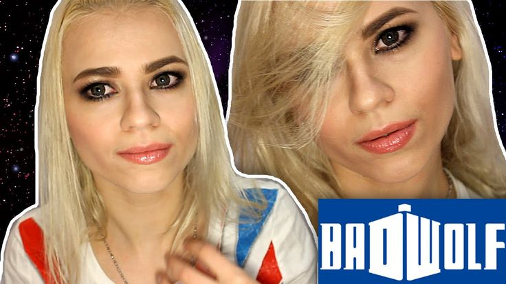 ★ Билли Пайпер / Роуз Тайлер (Доктор Кто) ★ Макияж | Billie Piper Makeup...