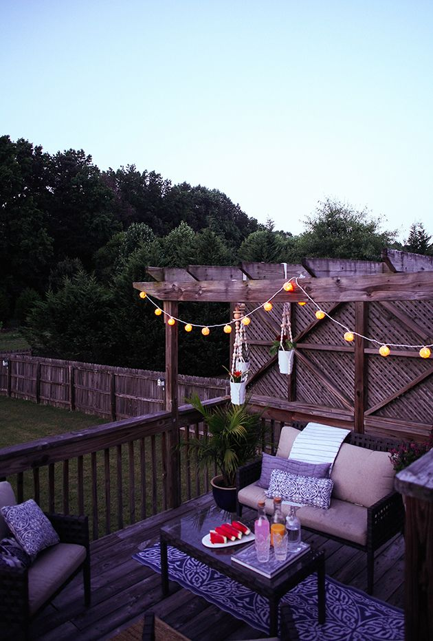 198 best spaces outdoors patios balconies backyards images