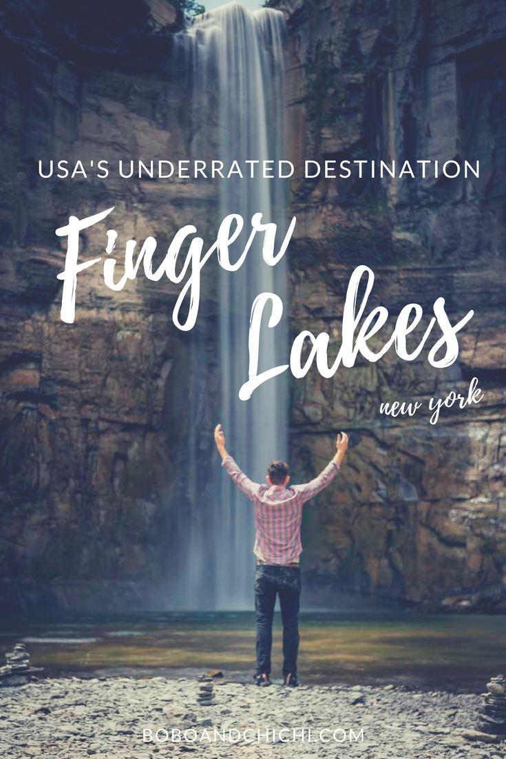 Vea por qué Finger Lakes NY es uno de los mejores destinos de viaje de EE. UU. Y …