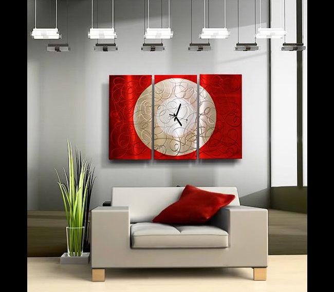 Clock Wall Art 103 best clocks images on pinterest | metal walls, architecture