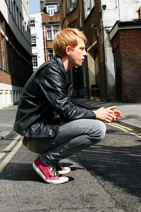 The Unlikely Leading Man: About Time's Domhnall Gleeson