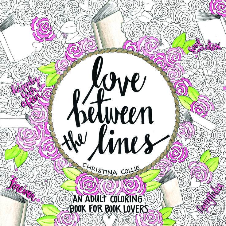 Love Between The Lines By Christina Collie Release Blitz Giveaway Coloringbook