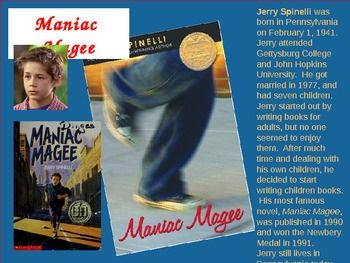 Maniac Magee - Rainbow Resource Center, Inc.