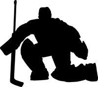 Hockey Stencil More