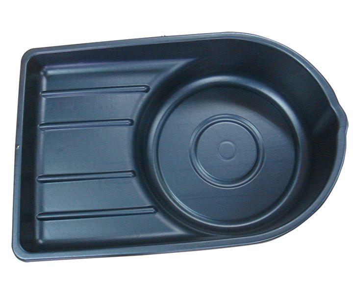 Ac Drain Pan >> 24 Liter Plastic Oil Drain Pan TATHY001 Material: Polyethylene (PE) Weight: 1800g~1900g   Drain ...