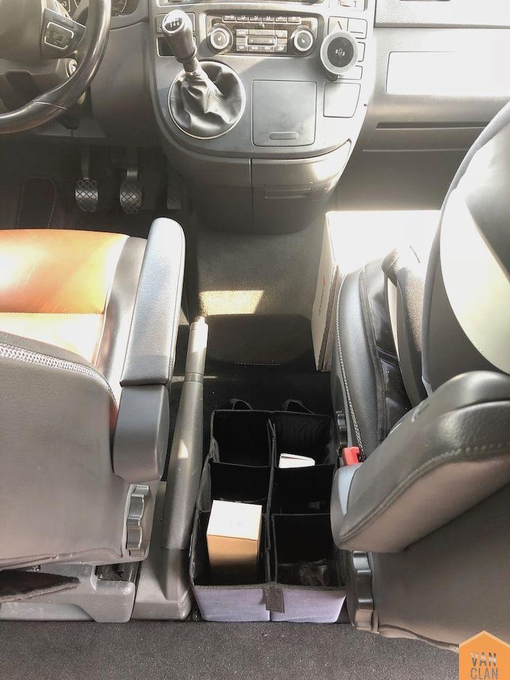 Ikea-Hacks für Busfahrer – Nummer 7: Noch mehr Stauraum im VW T5 Multivan