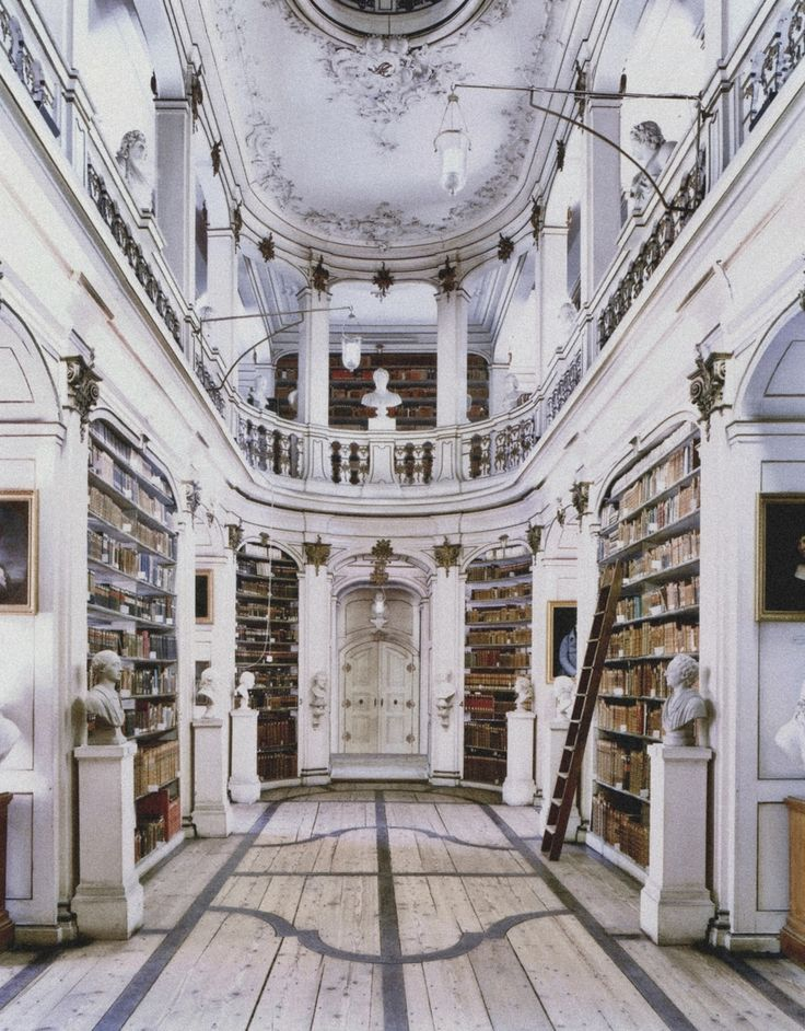 Breathtaking library
