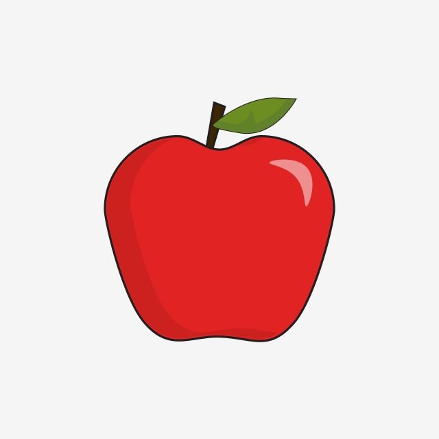 Apple Clipart Vecteur Png Element Red Apple Clipart Apple Apple Red Png And Vector With Transparent Background For Free Download Clip Art Paper Apple Red Apple