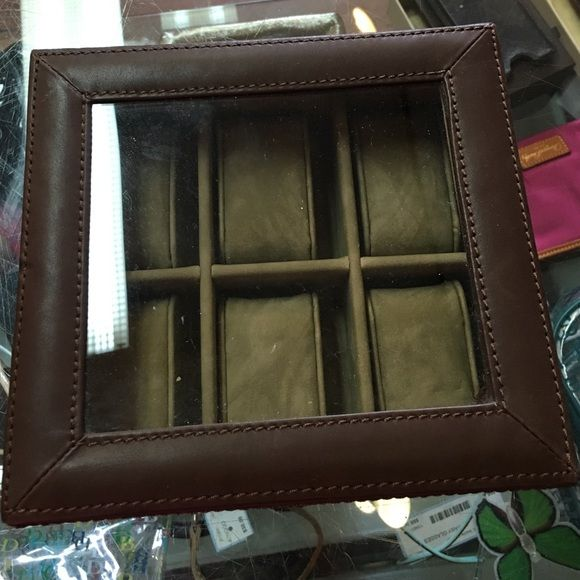 Fossil watch box Any questions please ask Fossil Accessories Watches