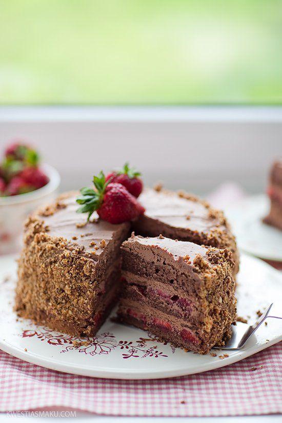 Tort Czekoladowa Dokładka
