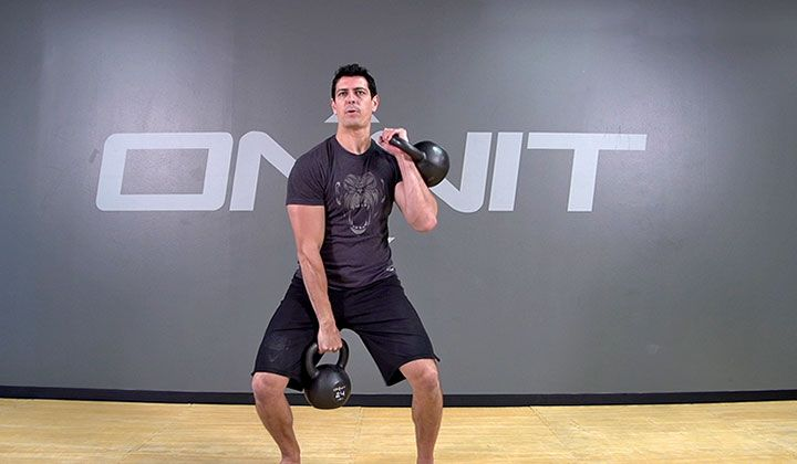 Workout Summary If you're looking to blast your upper body while also engaging your core muscles, look no further than this double kettlebell workout. The first two supersets involve heavy presses followed immediately by complex …