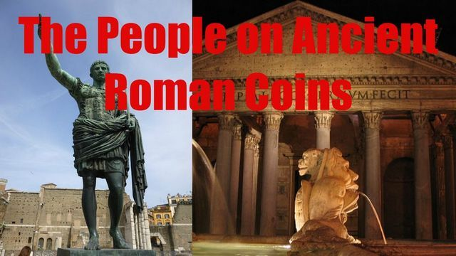 Chronological LIST of PEOPLE who were on ANCIENT ROMAN Coins for Sale on eBay http://ift.tt/1VPqHCY
