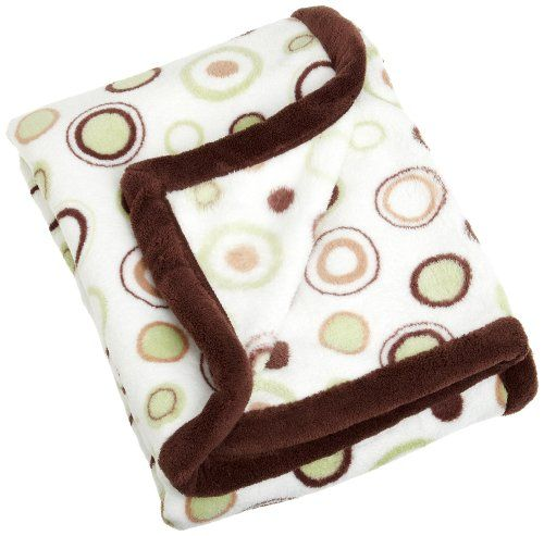 """$15.29-$15.50 Baby Carters Everyday Easy Printed Boa Blanket, Ecru/Brown - carter's everyday easy printed boa blanket-ecru with brown/sage circlesCarters Everyday Easy Printed Boa Blankets are silky and smooth.    Made from extra-soft 100% polyester,    Measures 40"""" by 30"""".    Machine wash cold, tumble dry low http://www.amazon.com/dp/B001VER3NQ/?tag=pin2baby-20"""