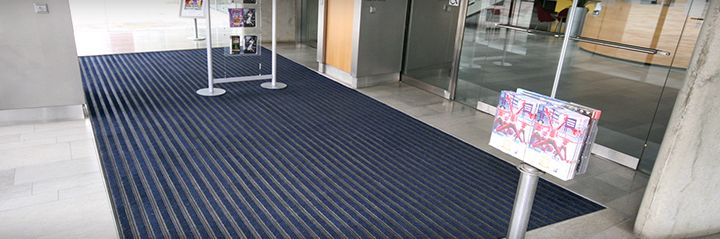 Entrance Matting Systems | Commercial Entrance Doormats For Interior And Exterior Use | COBA Europe