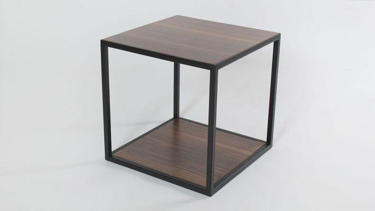 Mobiliario- Mesas Laterales- Roku Design | - Mod. Mesa Prisma Doble Precio: $11,080