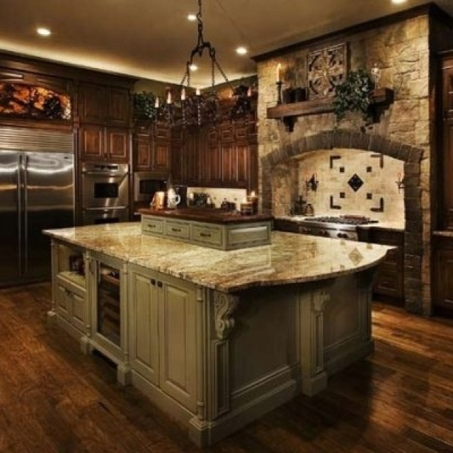 Best Kitchen Designs In The World: 75 Best Old World Kitchens Images On Pinterest