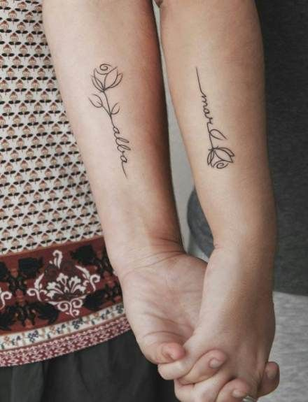 Tattoo ideas for moms with kids daughters sweets 53 ideas