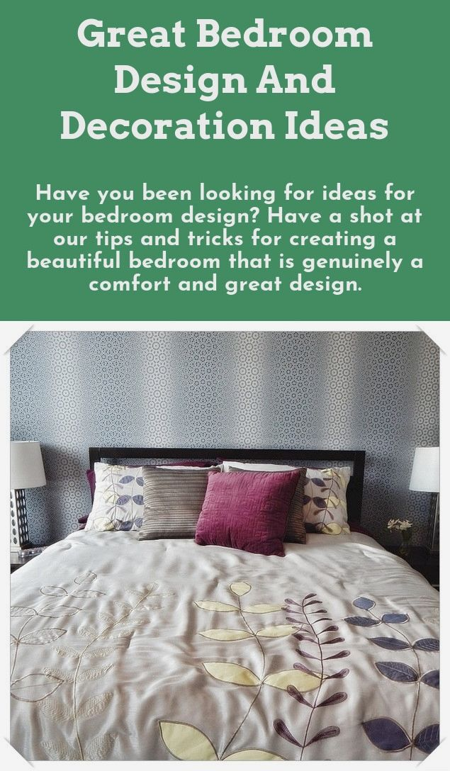 Easy bedroom style and decoration tips - Are you deciding to