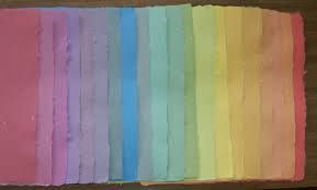 Celebrating #WorldPrideWeek with the Rainbow colors of Packaging. Tissue Paper in all the colors of the rainbow @ B2Bwraps.com.